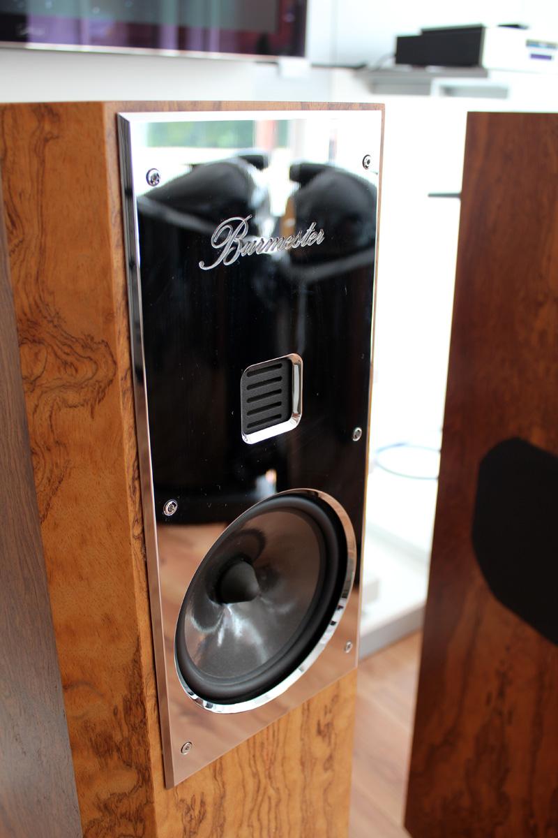 burmester 949 mk ii incl frequenzweiche crossover und. Black Bedroom Furniture Sets. Home Design Ideas